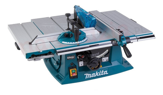 Circular De Banco Makita Mlt100 Disco 255 Mm 1500 W Industri