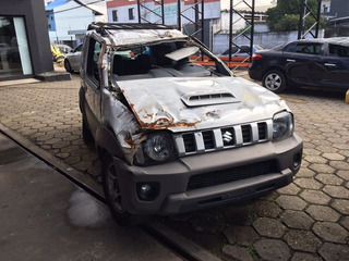 Sucata Suzuki Jimny 2014 2015 Retirada De Peças