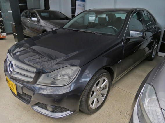 Mercedes Benz C 180 Cgi - 2012