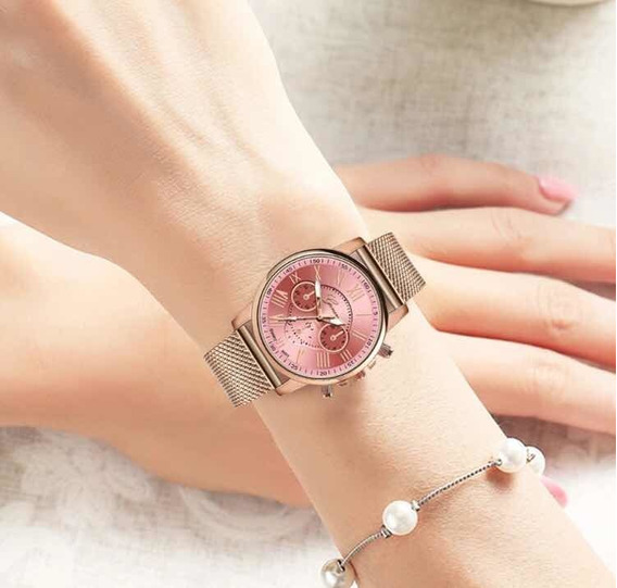 Relógio Feminino Barato