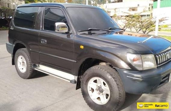 Toyota Meru Sport Wagon 4x4 Sincronico