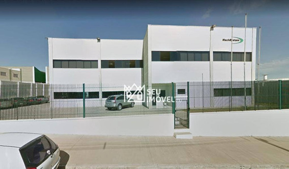 Galpão Industrial Para Venda E Locação, Comercial Vitória Martini, Indaiatuba. - Ga0007