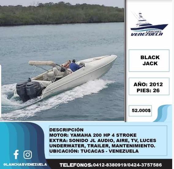Lancha Black Jack