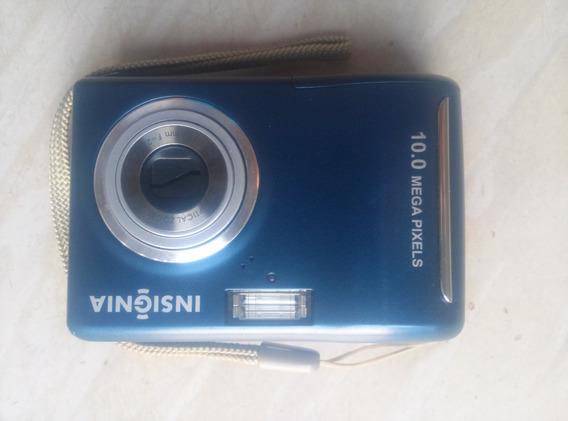 Camera Digital Insignia Ns-dsc10b 10.0 Mega Pixels