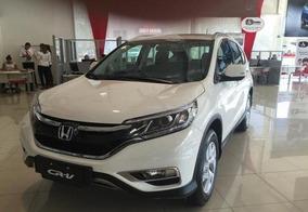 Honda Cr-v Exl 2.0 16v Flex 4wd Completo 0km 2016
