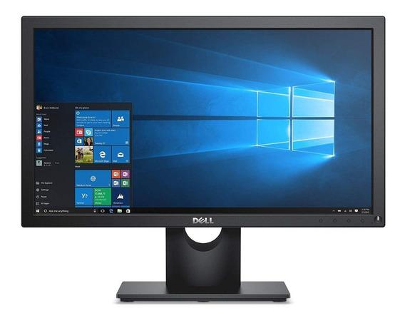 Monitor Dell E2016hv/ 19.5 PuLG/1600x900/16:9 Vga Port
