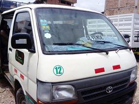 Otras Marcas Toyota Hiace Microbus