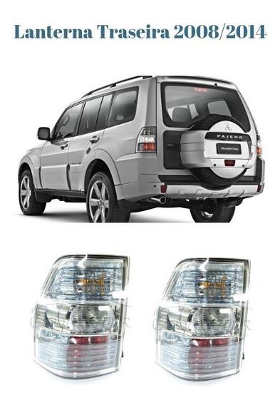 Lanterna Traseira Mitsubishi Pajero Full 2008/2014