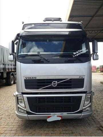 Volvo Fh 540 6x4 2014 Com Rodotrem Randon