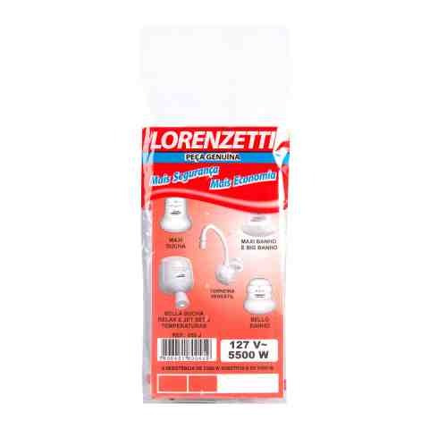 Resistência Lorenzetti Maxi 5500x127v