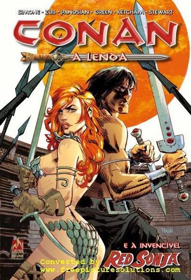 Conan A Lenda - E A Invencível Sonja