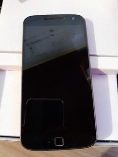 Motorola Moto G4 Plus Preto Não Liga