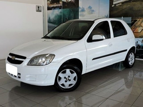 Chevrolet Celta Lt 1.0 Branco 8v Flex 4p