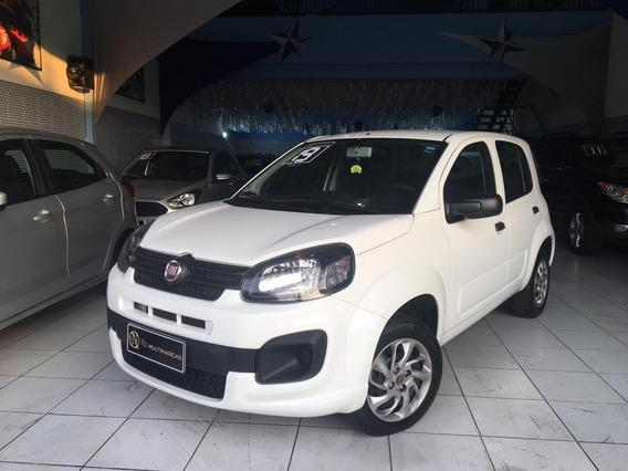 Fiat Uno 1.0 Attractive 2019 Completo