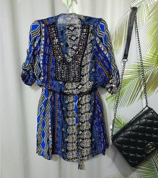 Vestido Etnico - P