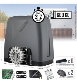 Kit Motor Rossi 1 Dz Nano Turbo 6 Crem 2 Control 600 Kg