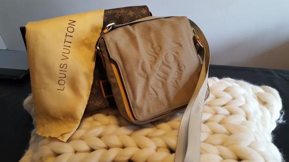 Bolso Morral Louis Vuitton 100% Original.