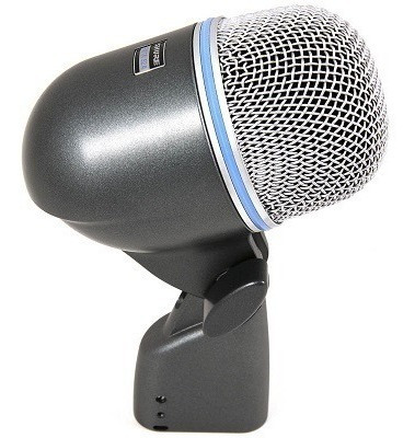 Microfone Shure Beta52a Mexico