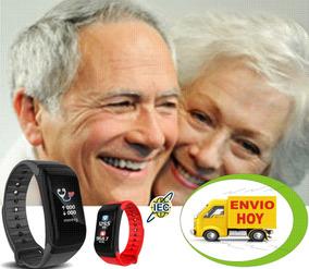 Reloj + Preciso Smart Watch Ritmo Presión Arterial Oximetro