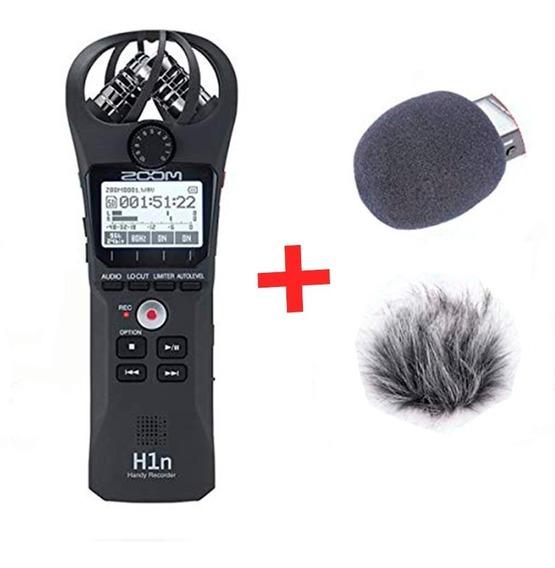 Gravador Digital Zoom H1n - Profissional / Pronto Entrega!