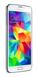 Samsung Galaxy S5 G900m Branco (lcd Quebrado)