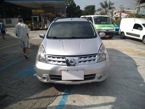 Nissan Grand Livina 1.8 7 Lugares 2012