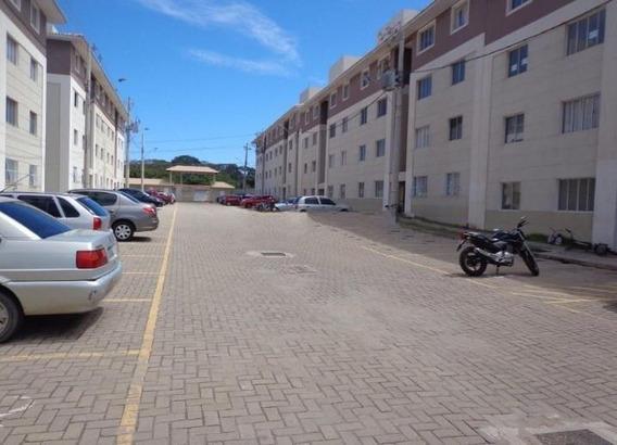 Apartamento Em Terra Vermelha, Vila Velha/es De 55m² 2 Quartos À Venda Por R$ 109.000,00 - Ap264026