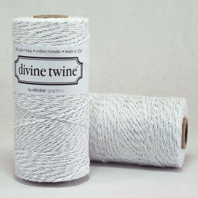 Plata Metálico Divine Cordel