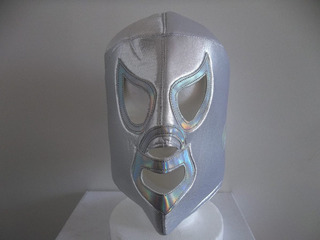 Mascara De Lucha Mexicana Importada - El Santo!