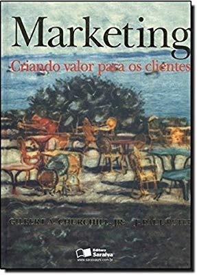 Livro Marketing: Criando Valor Para Seus Clientes - Usado