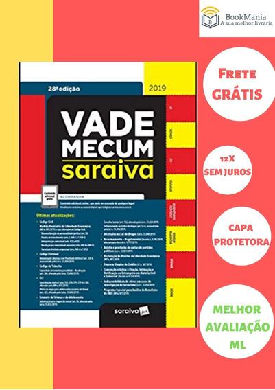 2019 Vademecum Saraiva + Capa Protetora