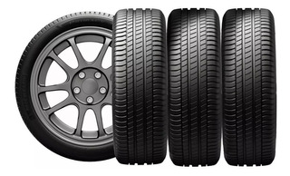 Kit X4 225/50-17 Michelin Primacy 3 Zp Mo 94w Run Flat