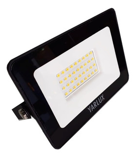 Proyector Reflector Led Slim Eco 50w 3000k Ip65 Ext 4500lm