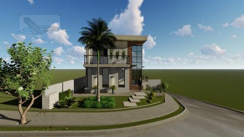 Casa A Venda No Bairro San Giovani Em Itatiba - Sp.  - Ca2540-1