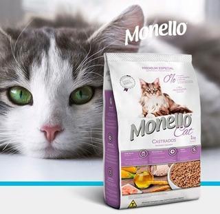 Monello Cat Castrados Y Esterilizados - kg a $14715