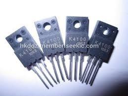 2sk4100 Transistor To220 Isolado Original 2 Pçs