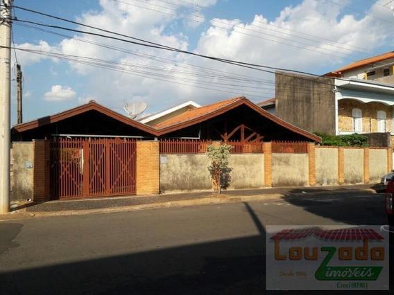 Casa Para Venda Em Nova Odessa, Jardim Santa Rosa, 2 Dormitórios, 1 Suíte, 2 Banheiros, 5 Vagas - 2079