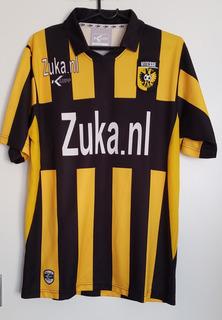 Camisa De Jogo Vitesse Arnhem 2010/2011 - Colecionável