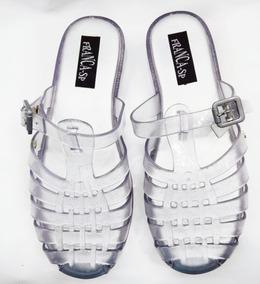 Sandálias Tipo Babuche Confortável E Resistente