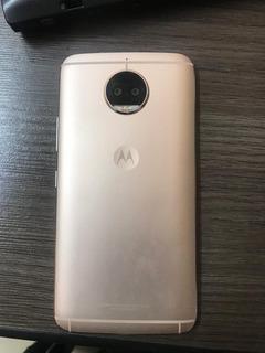 Celular Moto G (5s Plus) Ouro Rose