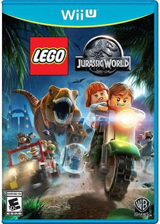 Jurasic World Lego Para Wii U