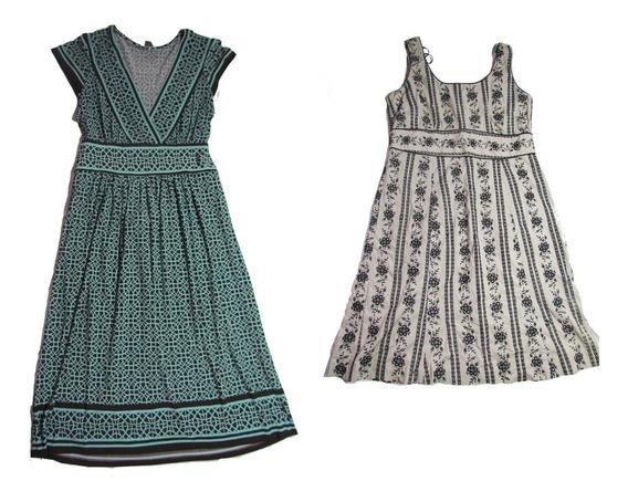 Vestidos De Dama Tallas L Y 12