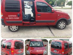 Renault Kangoo Authentique Plus 2013 Km 131755 Nueva!! (gpb)