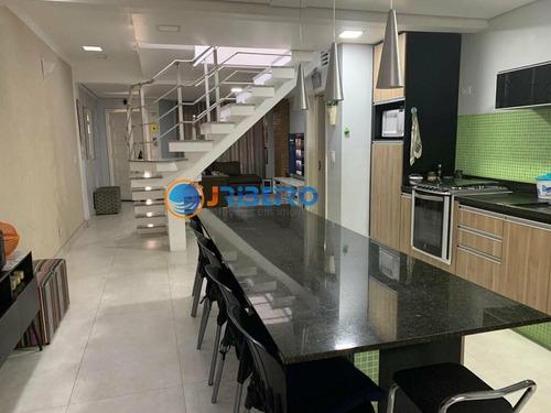 Imagem 1 de 21 de Sobrado 3 Suites 2 Vagas Terraço Gourmet Para Venda Em Santana São Paulo-sp - 133785g