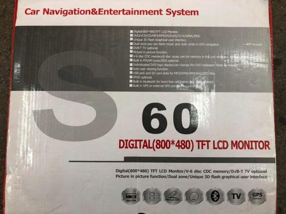 Central Multimídia S60 Universal