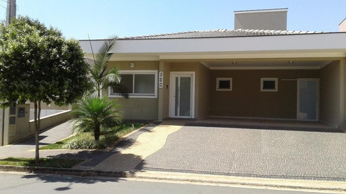 Casa Residencial À Venda, Condomínio Portal Do Jequitibá, Valinhos - Ca0224. - Ca1876