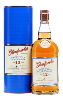 Whisky Glenfarclas 12 1 Lt. Single Malt Envio Gratis Al Pais