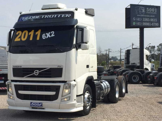 Volvo Fh 440 6x2(globetrotter) 3e 2011