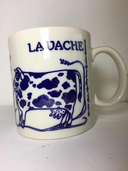 Taza La Vaca Y El Toro 350 Ml D4