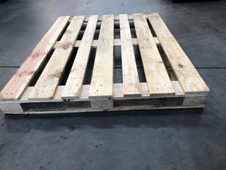 Pallets Madera 141 X 110 Cm Excelentes!!